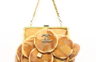 Mock Designer Handbags Made Of Pancakes, PB&J, And More