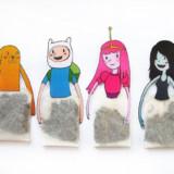 Cartoon Tea Hangers