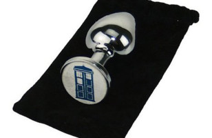 The Doctor Who Sex Toy, For ULTIMATE Doctor Who Fans