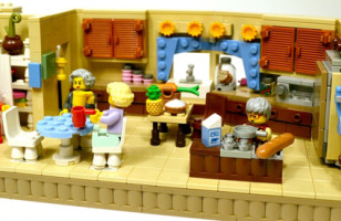 The Golden Girls LEGO Set You've Always Dreamed Of