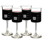 Laboratory Wine Glasses