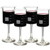Laboratory Wine Glasses
