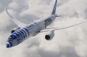 A Japanese Airline Has R2-D2 Jets For International Flights