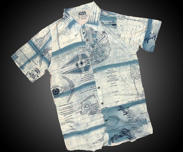 The Star Wars Hawaiian Shirt You Never Knew You Needed
