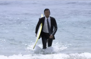 Quiksilver Is Selling A Wetsuit That Look Like A Business Suit