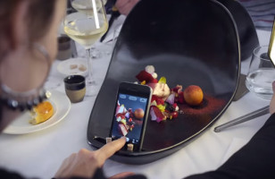 Plates Designed For Taking The Best Food Photos Possible