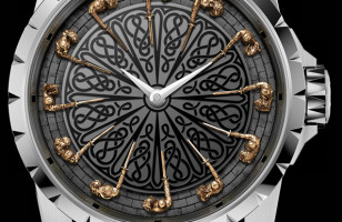Awesome King Arthur's Knights Of The Round Table Watch