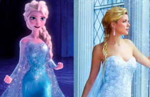 These Disney Princess Wedding Dresses Are Absolutely Magical