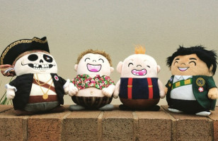 Hey You Guuuys, It's The Goonies Characters In Plush Form!
