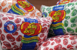 Jelly Bean Scented Pillows Give You The Sweetest Dreams