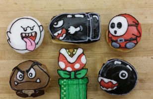 Check Out These Amazing, Droolworthy Pop Culture Donuts