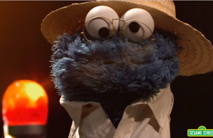 Sesame Street Does A Jurassic Park Parody & It Is Hilarious