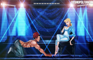 Disney Princes As Magic Mike Characters Are… Well, Magic