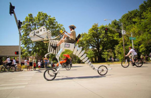 The Skeleton T-Rex Bike You've Always Dreamed Of Is Here Now