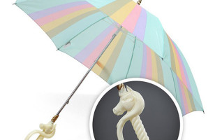 This Is The Most Magical Unicorn Umbrella In All Of The Land