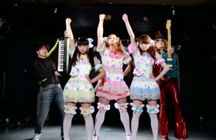 Um, So Here Is Your New Most WTF Japanese Music Video