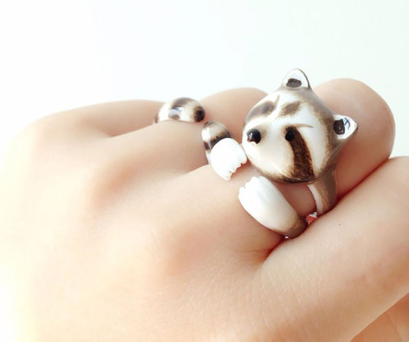 These Animal Rings Are So Cute I Can Barely Stand It