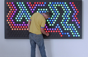 This Is Everbright, It's Basically A Giant Lite-Brite But Even Better