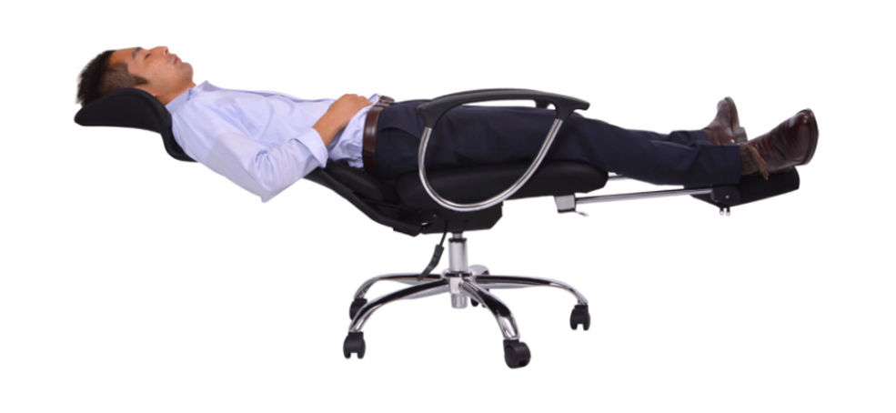 This Reclining Office Chair Is For Sleeping On The Job – Office Chair Reclining