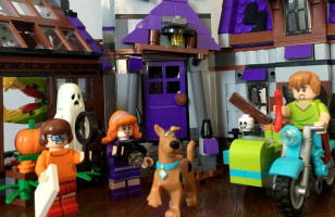 The New Scooby Doo LEGO Set Is Worth All The Scooby Snacks