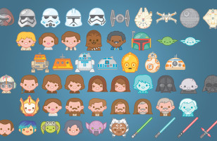 Take Your Texting Game To The Next Level With Star Wars Emojis