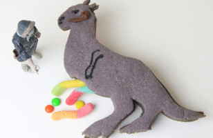 Come To The Dark Side, We Have Tauntaun Cookies