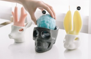 Candles That Look Like They're Crying As They Melt Are Cool AF