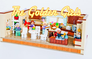 Vote To Make This Amazing Golden Girls LEGO Set A Reality!