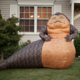 Inflatable Jabba The Hutt
