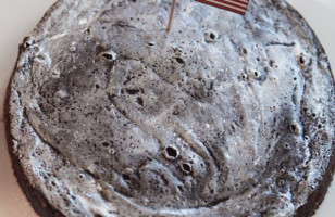 This Chocolate Moon Cake Is Out Of This World Delicious*
