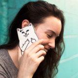 Sassy Cat Phone Case