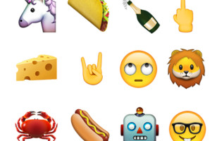 The New Emojis Have Been Announced & They're Everything You Wanted & More