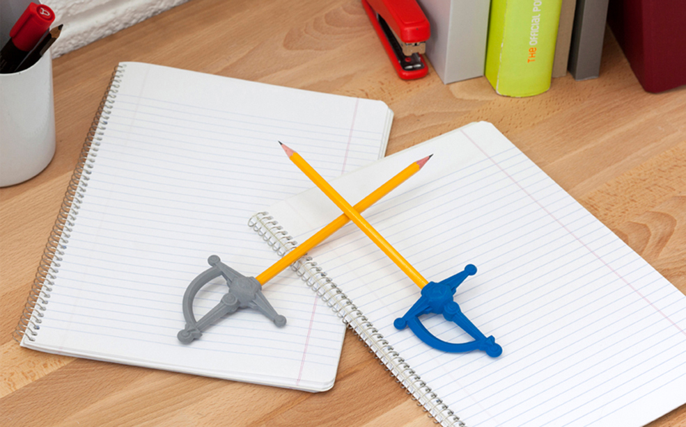 The Pensword Is An Eraser That Turns Your Pencil Into A Sword