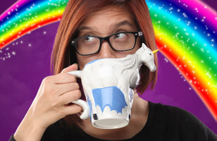 This Adorable Unicorn Mug Is Your New Favorite Coffee Cup