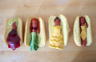 So It's Finally Come To This: Disney Princesses As Hot Dogs