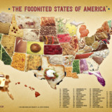 Foodnited States Of America Poster