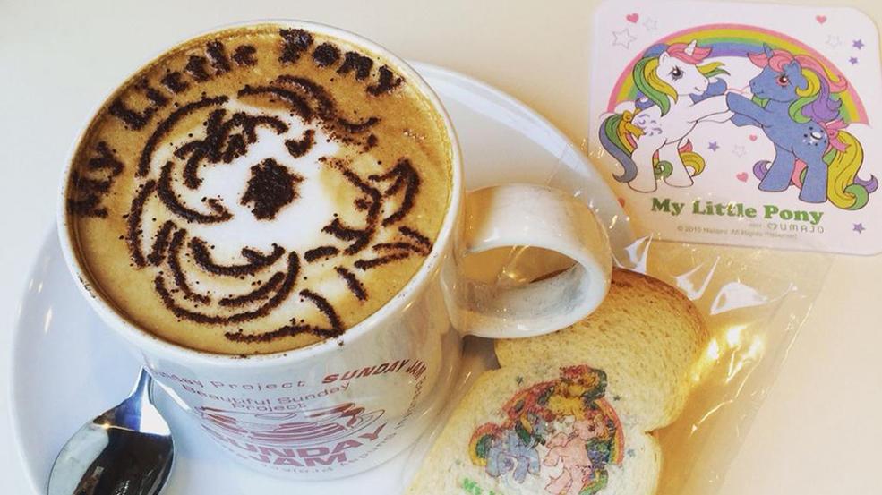 Japan Gets A My Little Pony Cafe
