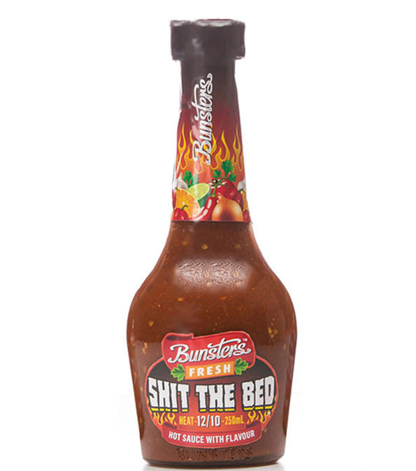 Shit The Bed Hot Sauce Is A Product That Actually Exists