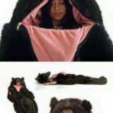 Bear Sleeping Bag