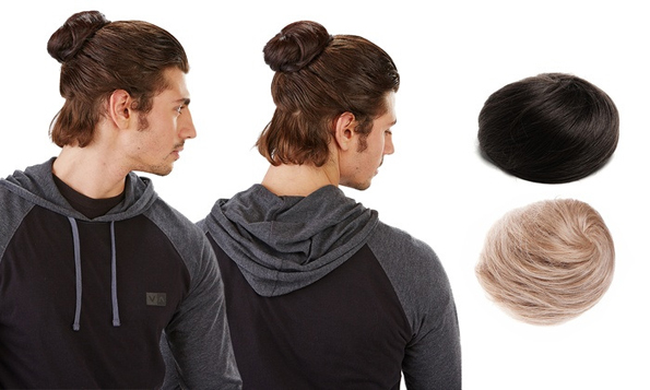 The Clip In Man Bun Is A Clear Sign Of The End Of Times