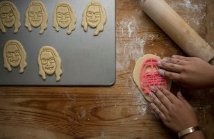 Now You Can Buy A Cookie Cutter Shaped Like Your Face!