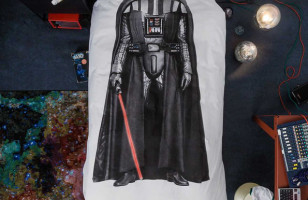 Come To The Dark Side, We Have Star Wars Bedding