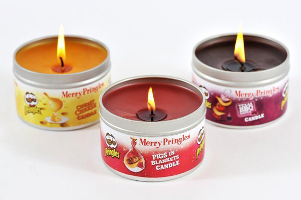 Pringles Candles Is A Thing That Exists Now Apparently