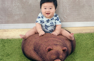 These Bear Bean Bag Chairs Are Perfect For Hibernating