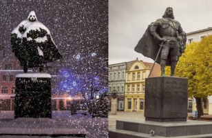 Snow Turns This Statue Into Vader & More Incredible Links