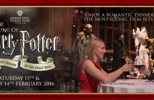 Now You Can Have A Very Harry Potter Valentine's Day Dinner
