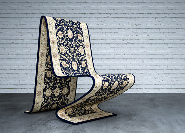 You KNOW Princess Jasmine Is Into This Magic Carpet Chair
