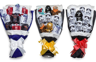 The Love Is Strong With These Star Wars Bouquets