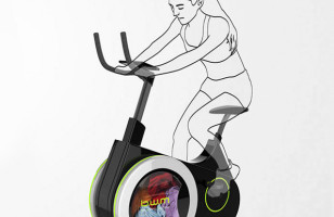 BiWa Is An Exercise Bike And Washing Machine In One!