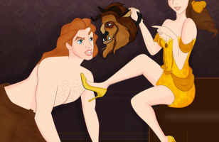 How Are The Disney Princesses Spending Valentine's Day?